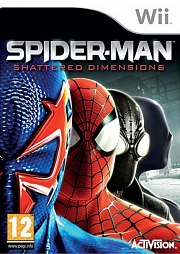 Spider-Man: Dimensions Wii