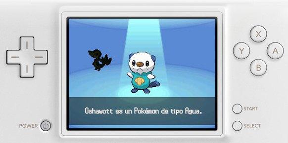 Pokémon Edición Negra (Nintendo DS)