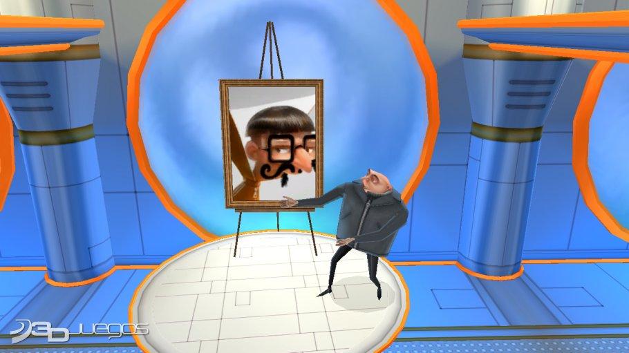 Gru mi villano favorito para wii 3djuegos for Gru mi villano favorito
