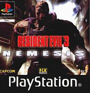 Resident Evil 3: Nemesis PS1