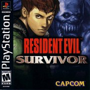 Resident Evil: Survivor PS1