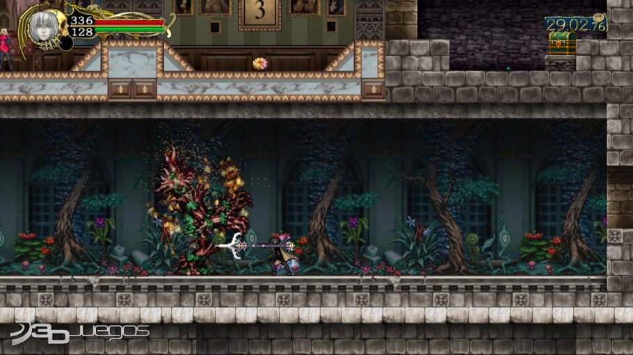 Castlevania Harmony of Despair - An�lisis