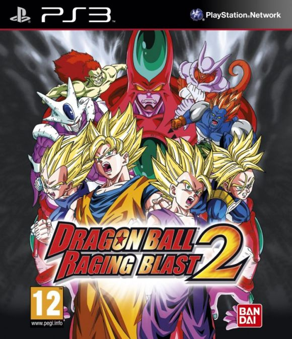 Car�tula de Dragon Ball: Raging Blast 2