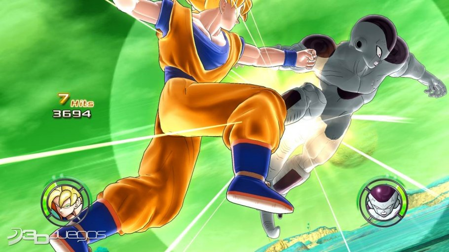 Dragon Ball Raging Blast 2 - An�lisis