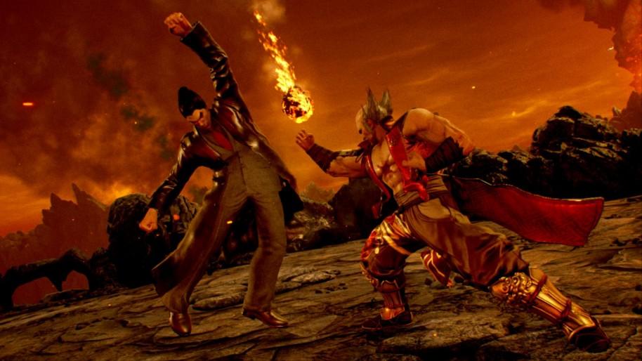 Tekken 7: Mishima, lucha, torneo, puño de hierro!