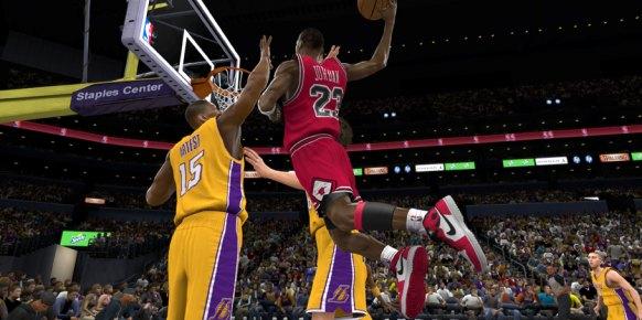 NBA 2K11: Impresiones jugables