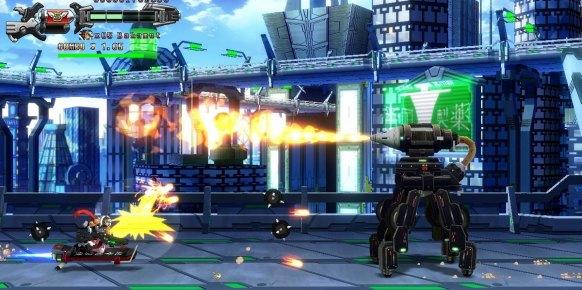 Hard Corps Uprising (Xbox 360)