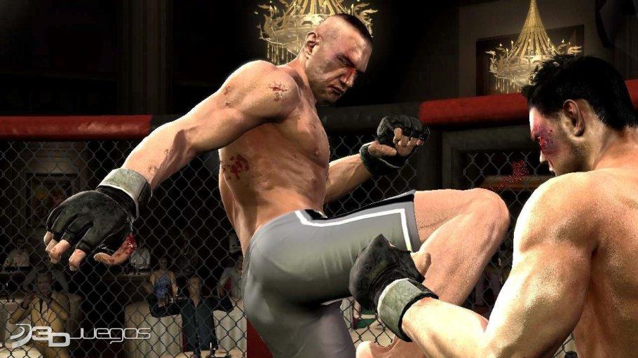 Supremacy MMA - Impresiones jugables
