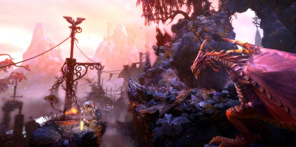 Trine 2 Director's Cut (Wii U)