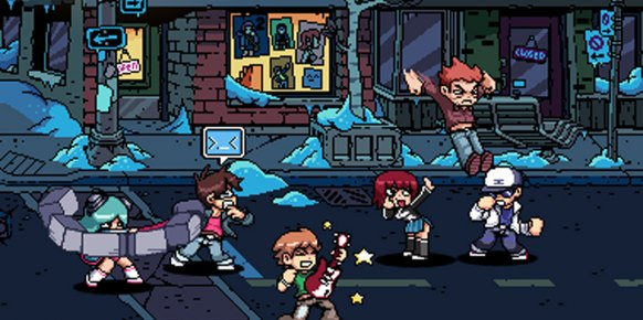 Scott Pilgrim contra el Mundo (PlayStation 3)