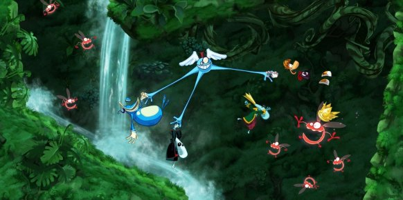 Rayman Origins an�lisis