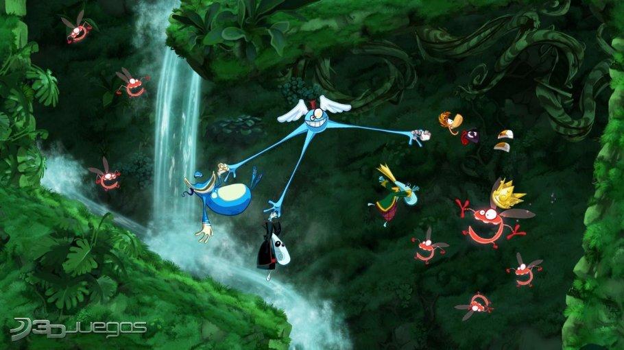 Rayman Origins - An�lisis