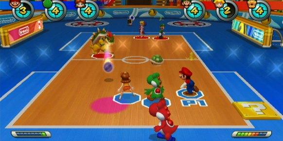 Mario Sports Mix (Nintendo Wii)