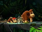 V�deo Donkey Kong Country Returns: Gameplay: Selva Cooperativa