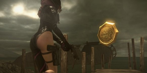 Resident Evil Revelations (Nintendo 3DS)