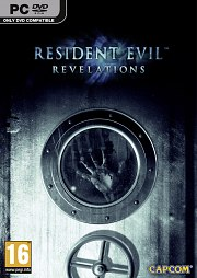 Car�tula oficial de Resident Evil: Revelations PC