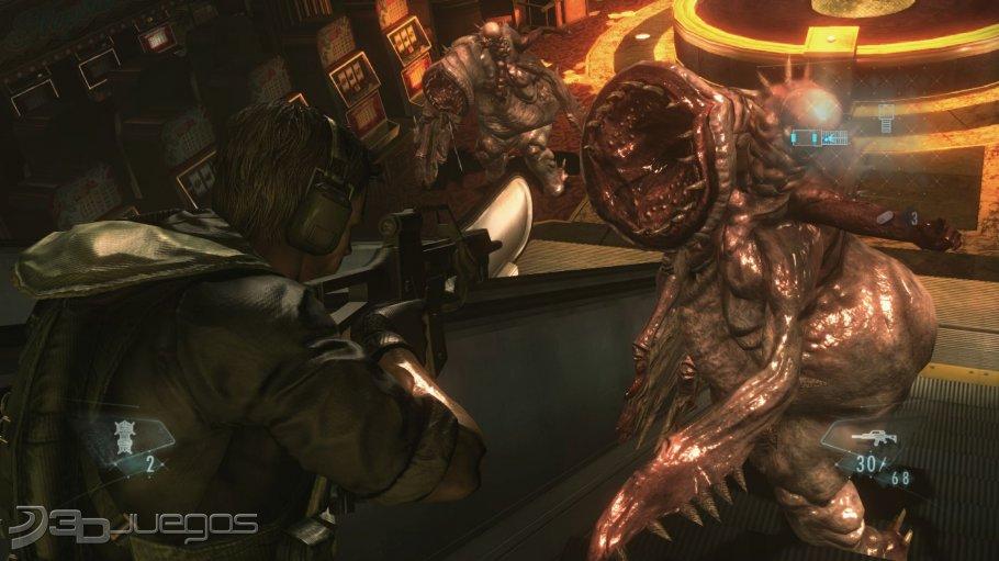 Resident Evil Revelations - An�lisis