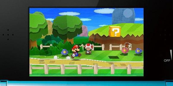 Paper Mario Sticker Star: Impresiones E3 2012