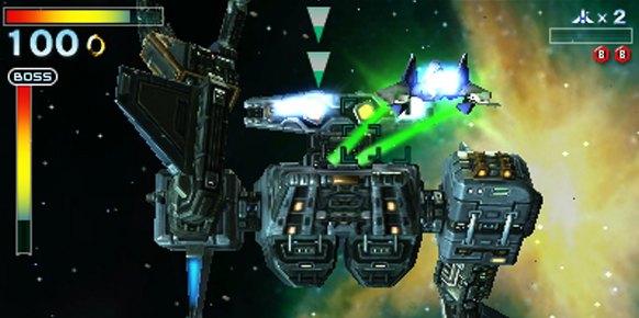 StarFox 64 3D an�lisis