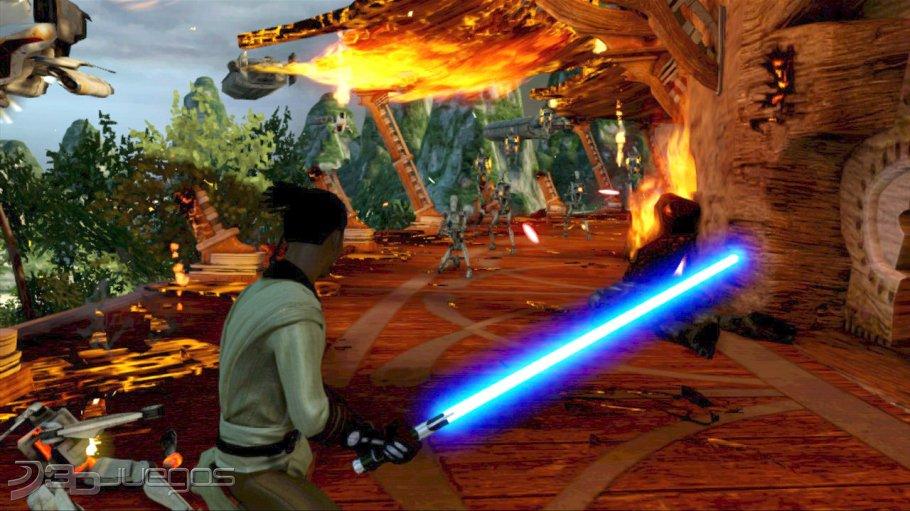 Star Wars Kinect - An�lisis