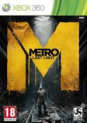 Metro: Last Light Xbox 360