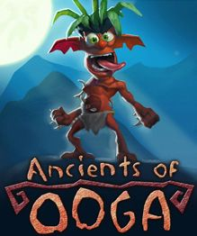 Car�tula de Ancients of Ooga
