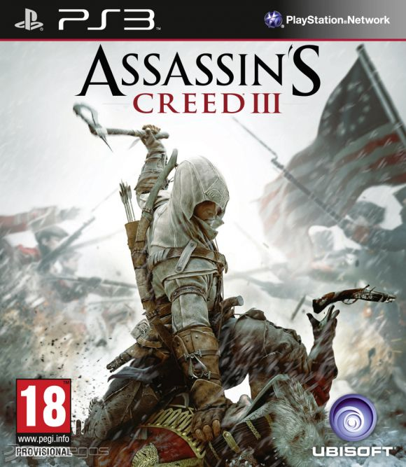 Car�tula de Assassin�s Creed 3