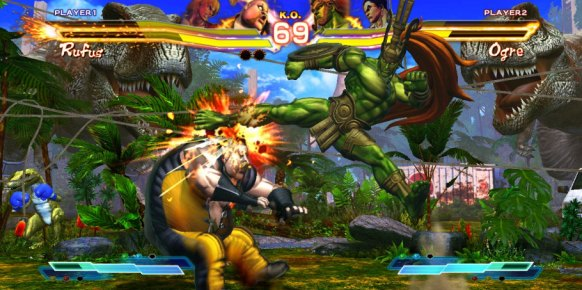 Street Fighter X Tekken an�lisis
