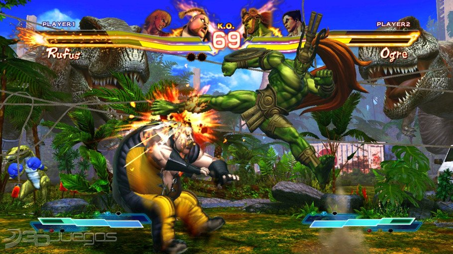 Street Fighter X Tekken - An�lisis