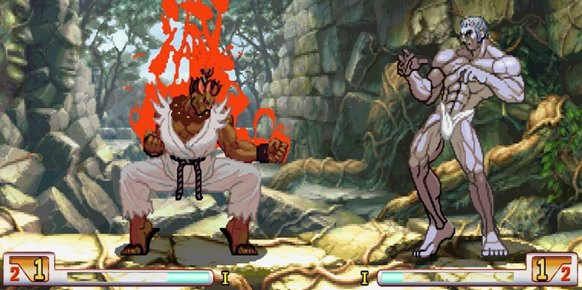Street Fighter III 3rd Strike Online an�lisis
