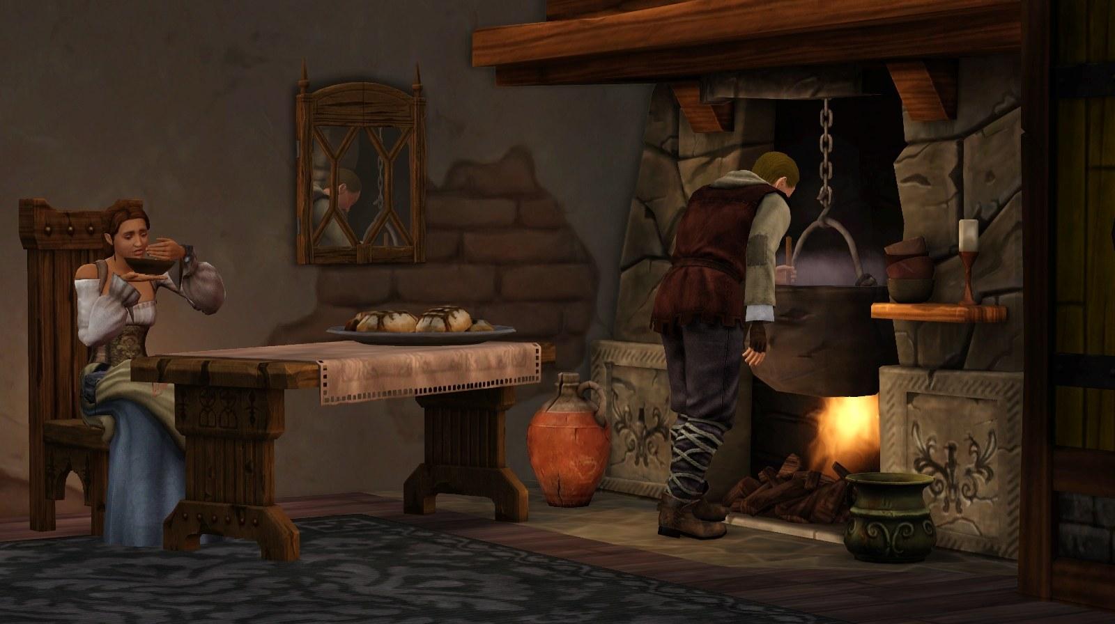 Los Sims Medieval - Entrevista: Rachel Bernstein