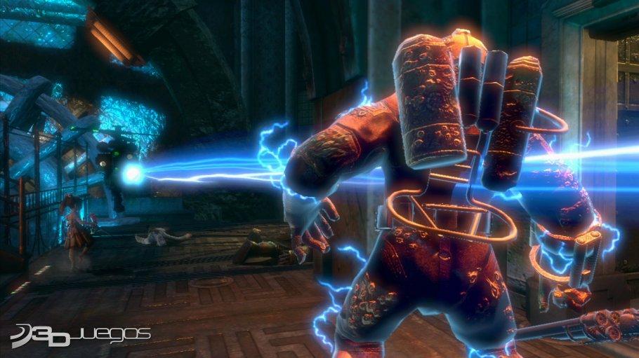 BioShock 2 Minerva�s Den - An�lisis