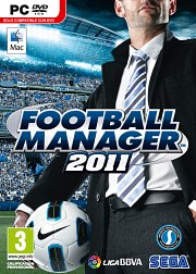 Football Manager 2011 PC