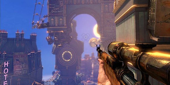 BioShock Infinite: BioShock Infinite: Entrevista Timothy Gerritsen