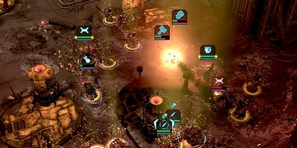 Warhammer 40,000 Retribution (PC)