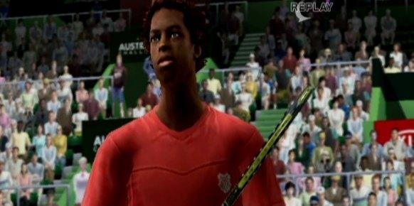 Virtua Tennis 4 (Nintendo Wii)