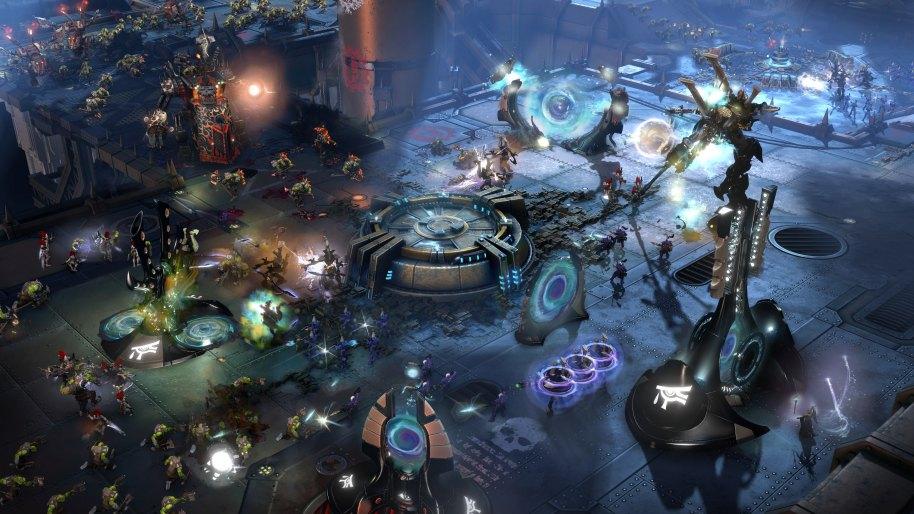 Warhammer 40K Dawn of War 3 análisis