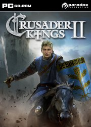 Car�tula oficial de Crusader Kings II PC