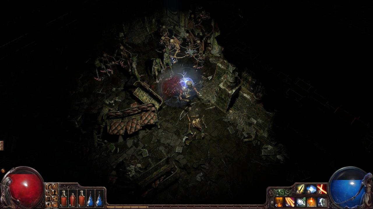 Path of Exile - An�lisis