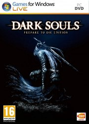 Car�tula oficial de Dark Souls PC