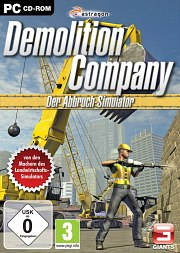 Car�tula oficial de Demolition Company PC