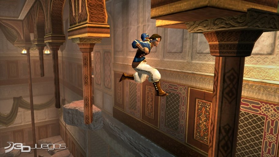 Prince of Persia Trilogía HD - An�lisis
