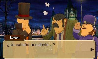 Profesor Layton vs Phoenix Wright an�lisis
