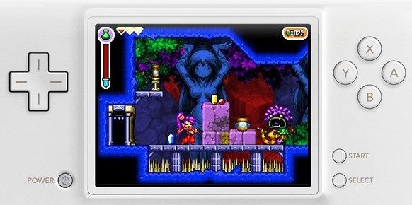 Shantae Risky's Revenge (Nintendo DS)