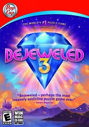 Car�tula oficial de Bejeweled 3 PC
