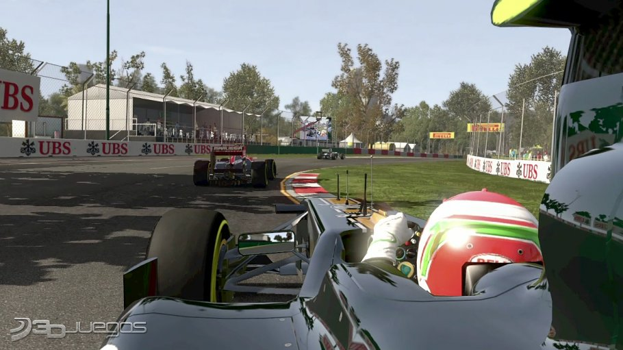 F1 2011 - Impresiones jugables Beta