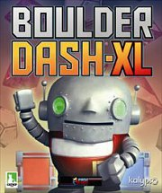 Car�tula oficial de Boulder Dash XL PC
