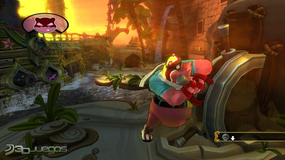 Sly Cooper Ladrones en el Tiempo - Impresiones GamesCom