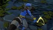Sly Cooper: Ladrones en el Tiempo - Gameplay: Estilo Oriental