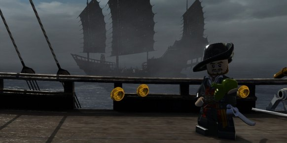 LEGO Piratas del Caribe (PlayStation 3)